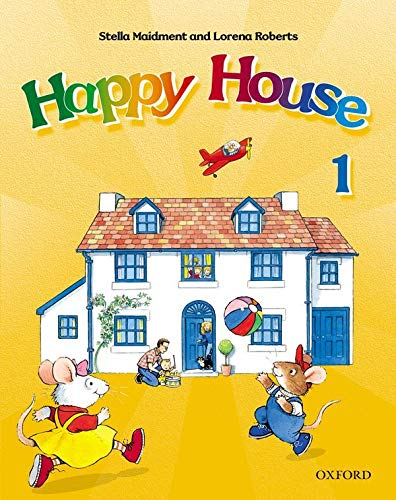 9780194338257: Happy House 1: Class Book