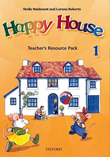Happy House 1: Teacher's Resource Pack: Stella Maidment