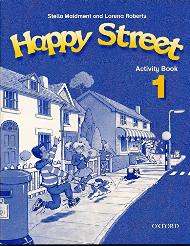 9780194338349: Happy Street 1. Activity Book