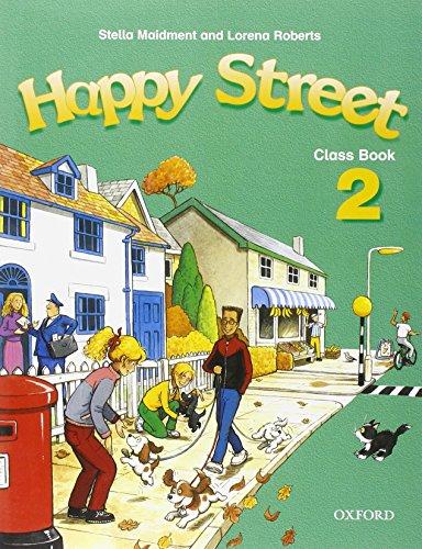 9780194338417: Happy Street: 2: Class Book: Class Book Level 2