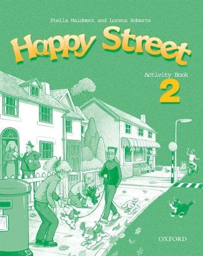 9780194338424: Happy Street: 2: Activity Book