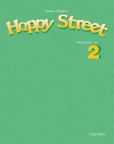 9780194338431: Happy Street: 2: Teacher's Book: Teacher's Book Level 2
