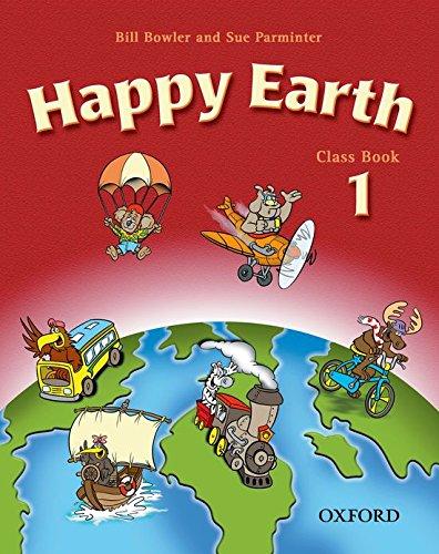 9780194338462: Happy Earth 1: Class Book