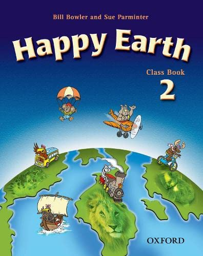 9780194338516: Happy Earth: 2 New Edition: Class Book