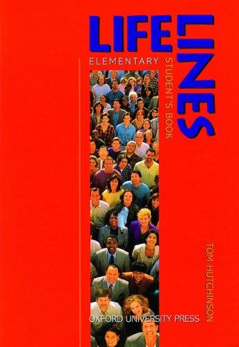 9780194338745: Lifelines: Elementary: Student's Book