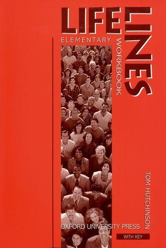 9780194338769: Lifelines: Elementary: Workbook: With Key