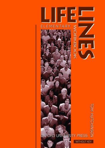 9780194338776: Lifelines Elementary: Workbook: Without Key