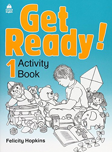 9780194339131: Get Ready!: 1: Activity Book
