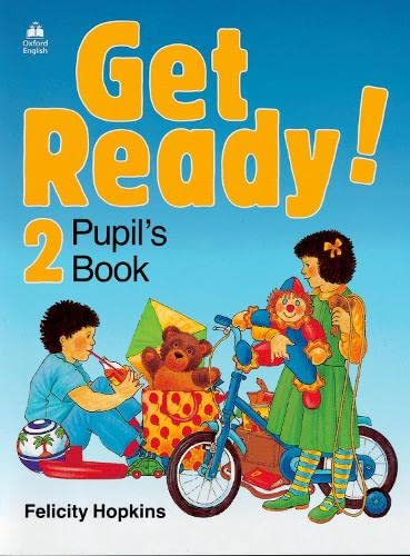 Get Ready!: 2: Pupil's Book: Pupil's Book: Hopkins, Felicity