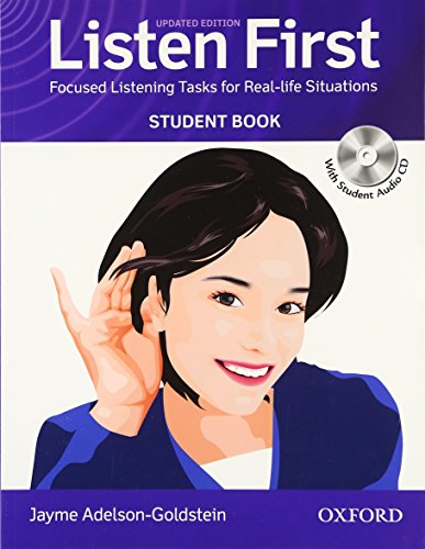 9780194339827: Listen First Student's Pack