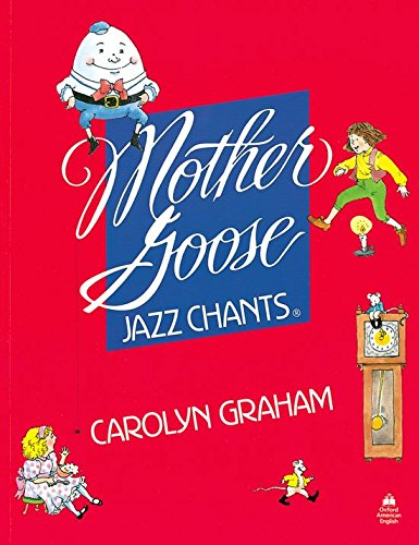 9780194340014: Mother Goose Jazz Chants: Student Book