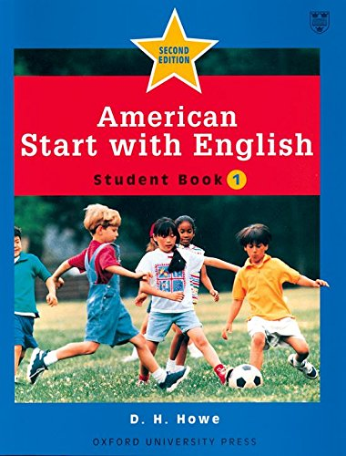 9780194340137: American Start with English 1: Student Book (American Start with English, 2nd Edition)