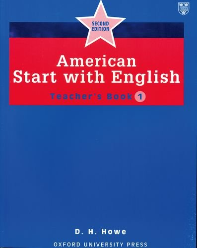 9780194340144: American Start with English 1: Teacher's Book (American Start with English, 2nd Edition)