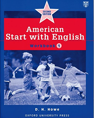 9780194340151: American Start with English Workbook 1