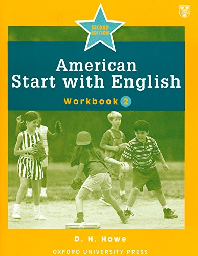9780194340199: American Start with English 2: Workbook (American Start with English, 2nd Edition)