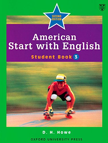 9780194340212: American Start with English 3: Student Book (American Start with English, 2nd Edition)