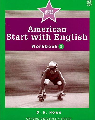 9780194340236: American Start with English 3: Workbook New Edition: Workbook Level 3 (Start with English Readers)