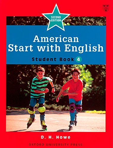 9780194340250: American Start With English Student Book 4