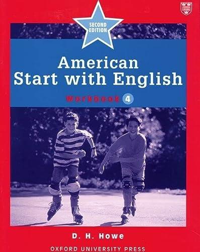 9780194340274: American Start with English Workbook 4