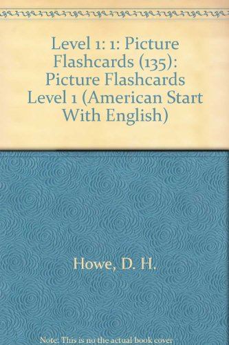 9780194340380: American Start with English 1: Picture Flashcards (American Start with English, 2nd Edition)
