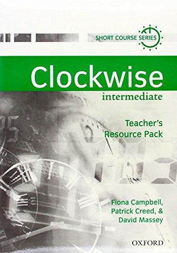 9780194340885: Clockwise: Intermediate: Teacher's Resource Pack