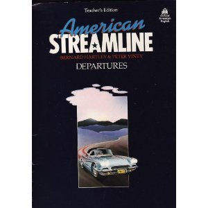 9780194341103: American Streamline Departures an Intensive American English Course