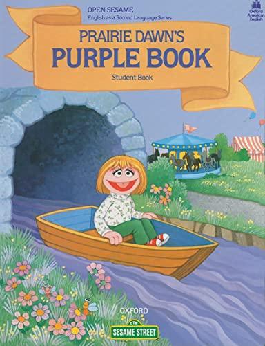 Prairie Dawn's Purple Book: Children's Television Workshop