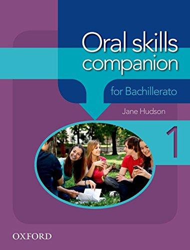 9780194342124: Oral skills companion 1