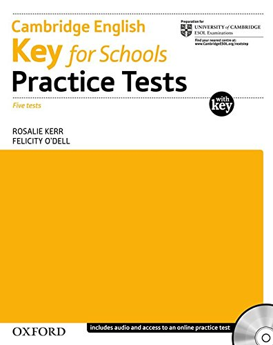 9780194342261: Key for Schools Practice Tests: Key for school practice tests. With key. Con CD Audio. Per le Scuole superiori