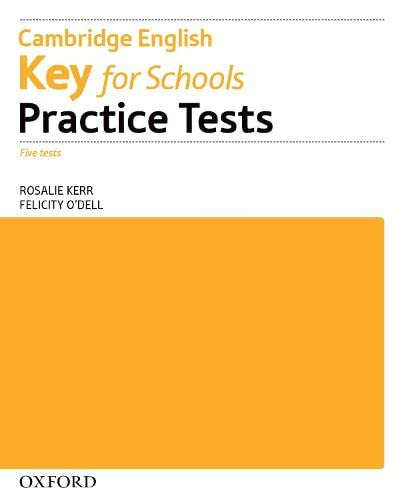 9780194342285: Key for Schools Practice Tests: Workbook without Key