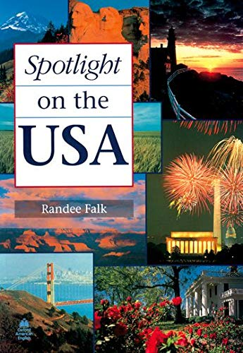 9780194342353: Oxford Spotlight on the USA
