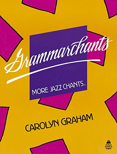 9780194342360: Grammarchants: Student Book (Jazz Chants)
