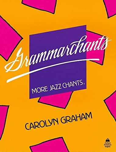 9780194342360: Grammarchants: Student Book (Jazz Chants)
