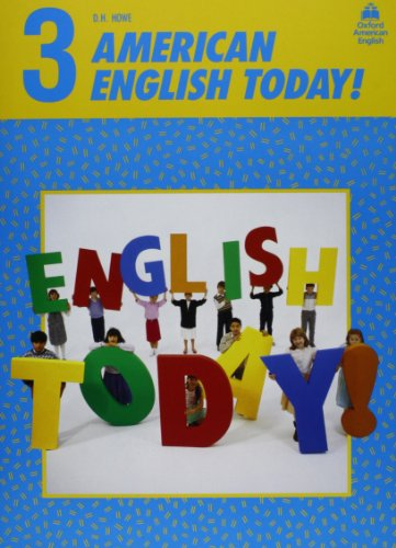 9780194343091: American English Today! Student Book 3