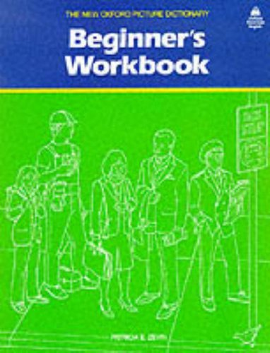 9780194343268: The New Oxford Picture Dictionary Beginner's Workbook