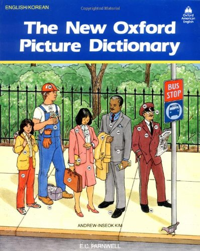 9780194343602: The New Oxford Picture Dictionary (English/Korean Edition)