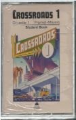 9780194343800: Crossroads 1: 1 Cassettes 1 (2): Level 1