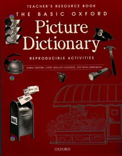 9780194344692: The Basic Oxford Picture Dictionary, 2nd Edition: Teacher's Resource Book of Reproducible Activities