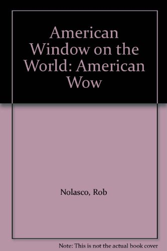 9780194345408: American WOW!: Students Book Level 1: American Window on the World (Oxford American English)