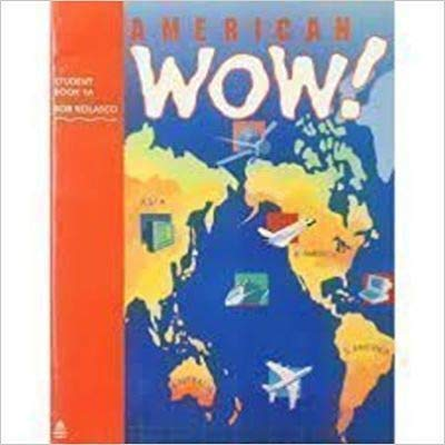 9780194345415: American WOW!: New Series Level 1: American Window on the World
