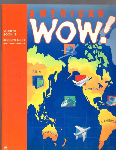 9780194345422: American WOW!: New Series: American Window on the World