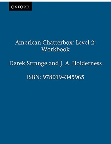 9780194345965: American Chatterbox: Book 2