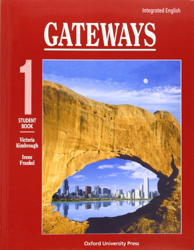 9780194346061: Integrated English: Gateways: Gateways 1: Student's Book: Student Book Bk. 1