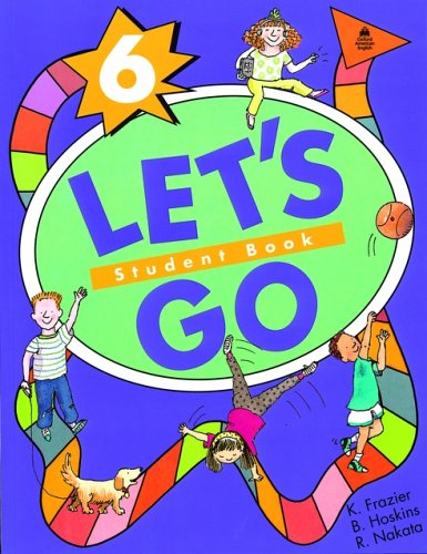 9780194346740: Let's Go: Student's Book Level 6