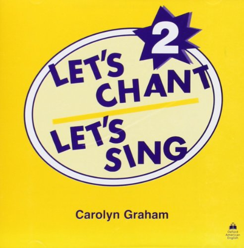 9780194346894: Let's Chant, Let's Sing: 2: Compact Disc