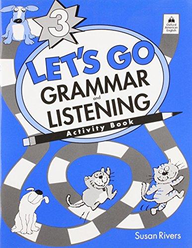 9780194347518: Let's Go Grammar and Listening: 3: Activity Book 3: Activity Bk.3
