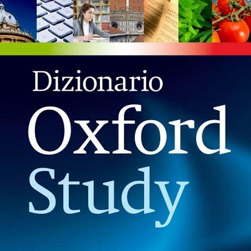 9780194348164: Dizionario Oxford Study Per Studenti D'inglese iOS App