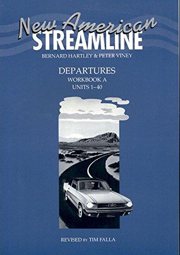 9780194348263: New American Streamline Departures - Beginner: Departures: Workbook A (Units 1-40)