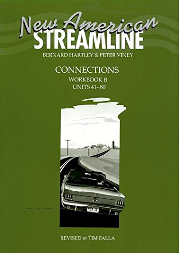 9780194348386: New American Streamline Connections, Intermediate: Connections Workbook B (Units 41-80)