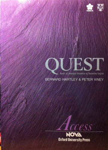 Quest Access: An Intensive American English Series for Beginners : Student Book (019434861X) by Hartley, Bernard; Viney, Peter